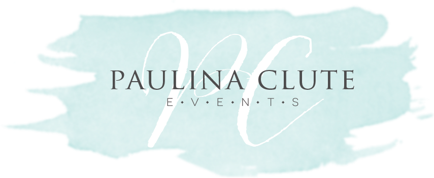 Paulina Clute Events Logo