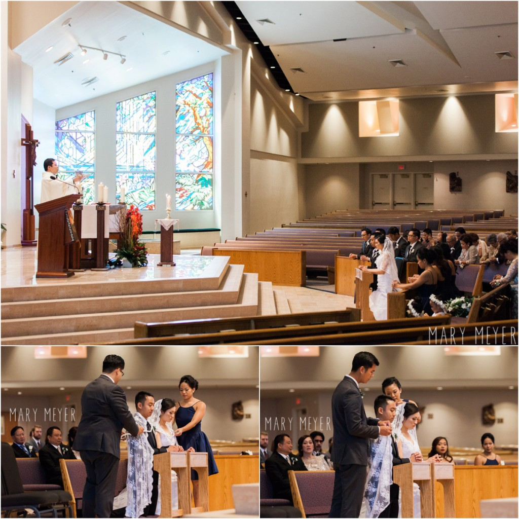 St. Thomas More Wedding